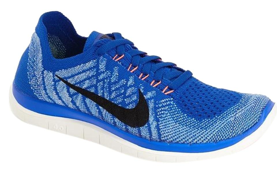 hot sales 2431a c0403 Nike 'free 4.0 Flyknit' Running Sneakers Size US 8