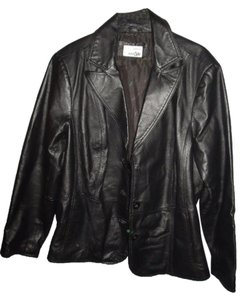 East 5th Essentials Soft Leather Leather Jacket