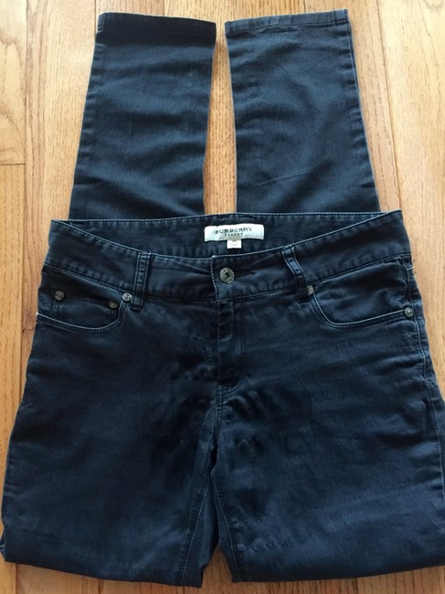 Burberry Size 40 Skinny Jeans-Distressed Image 3