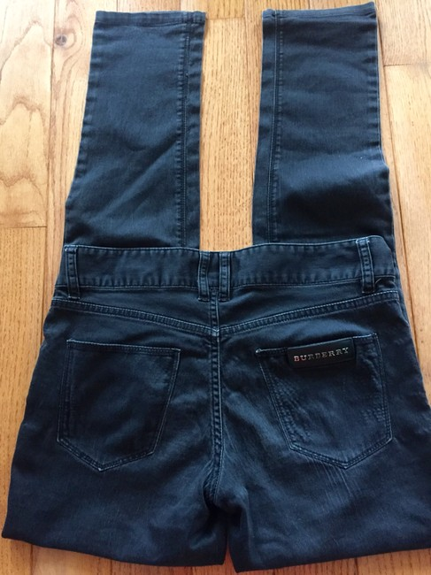 Burberry Size 40 Skinny Jeans-Distressed Image 4