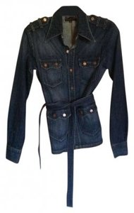 Jainesse vintage denim blue Womens Jean Jacket