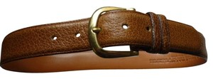 Coach woman's belt