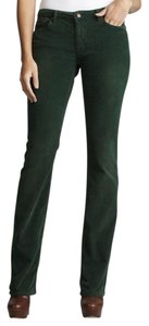 Dolce&Gabbana Twill Corduroy Vintage Retro Luxury Straight Pants Green