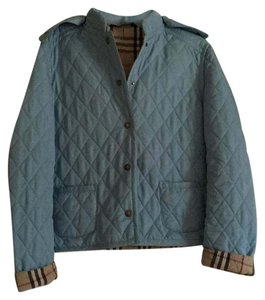 Burberry Baby Blue Jacket