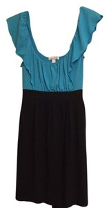 Speechless short dress Blue black on Tradesy
