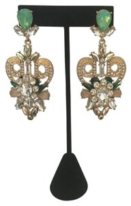 Other Fabulous large dangle sparkle earrings
