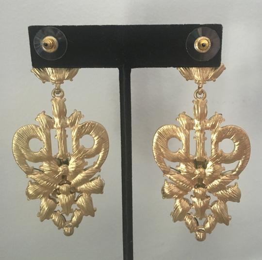 Other Fabulous large dangle sparkle earrings Image 3