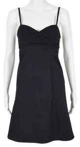 The Limited Eyelet Bust Spaghetti Straps Dress