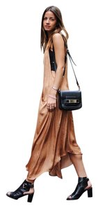 Copper Nude Maxi Dress by Zara Midi Maxi