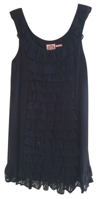 Preload https://img-static.tradesy.com/item/1547674/juicy-couture-black-silk-ruffle-above-knee-night-out-dress-size-4-s-0-0-650-650.jpg