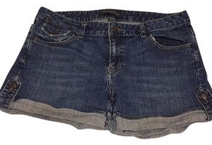 Banana Republic Cuffed Shorts