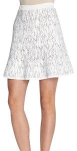 Catherine Malandrino Skirt White