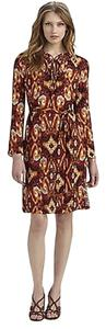 Tory Burch short dress Rust Red Terrero on Tradesy