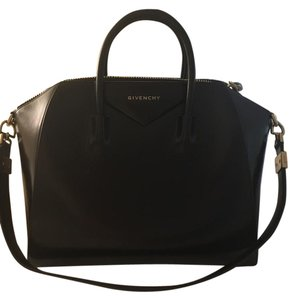 Givenchy Satchel in Black Patent