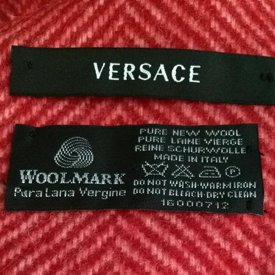 Versace Versace Soft & Warm Pure Wool Scarf