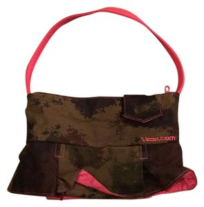 Volcom Camo Camoflauge Shoulder Bag