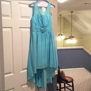 Alfred Angelo Blue Box Dress