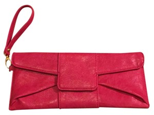 Urban Expressions Pink Clutch
