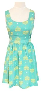 Sugarmint short dress Mint on Tradesy