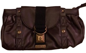 Volcom Brown Clutch