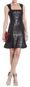 BCBGMAXAZRIA Bcbg Sequin Fitted Noelle Dress