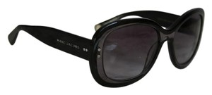 Marc Jacobs Marc Jacobs MJ 431 Black Transparent Sunglasses