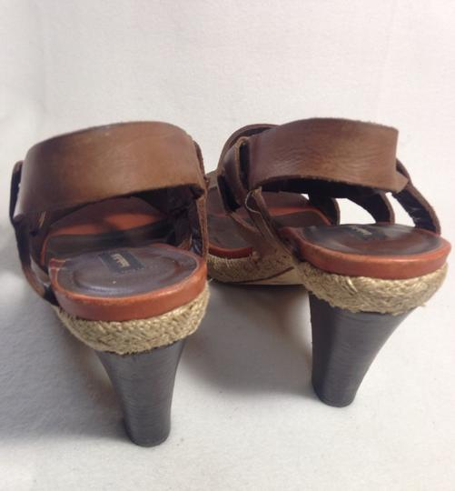 bimba & lola brown Platforms Image 2