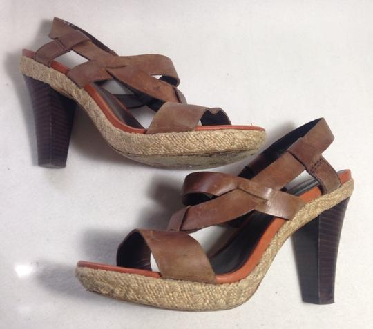 bimba & lola brown Platforms Image 3