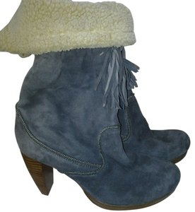 Charlotte Ronson gray Boots
