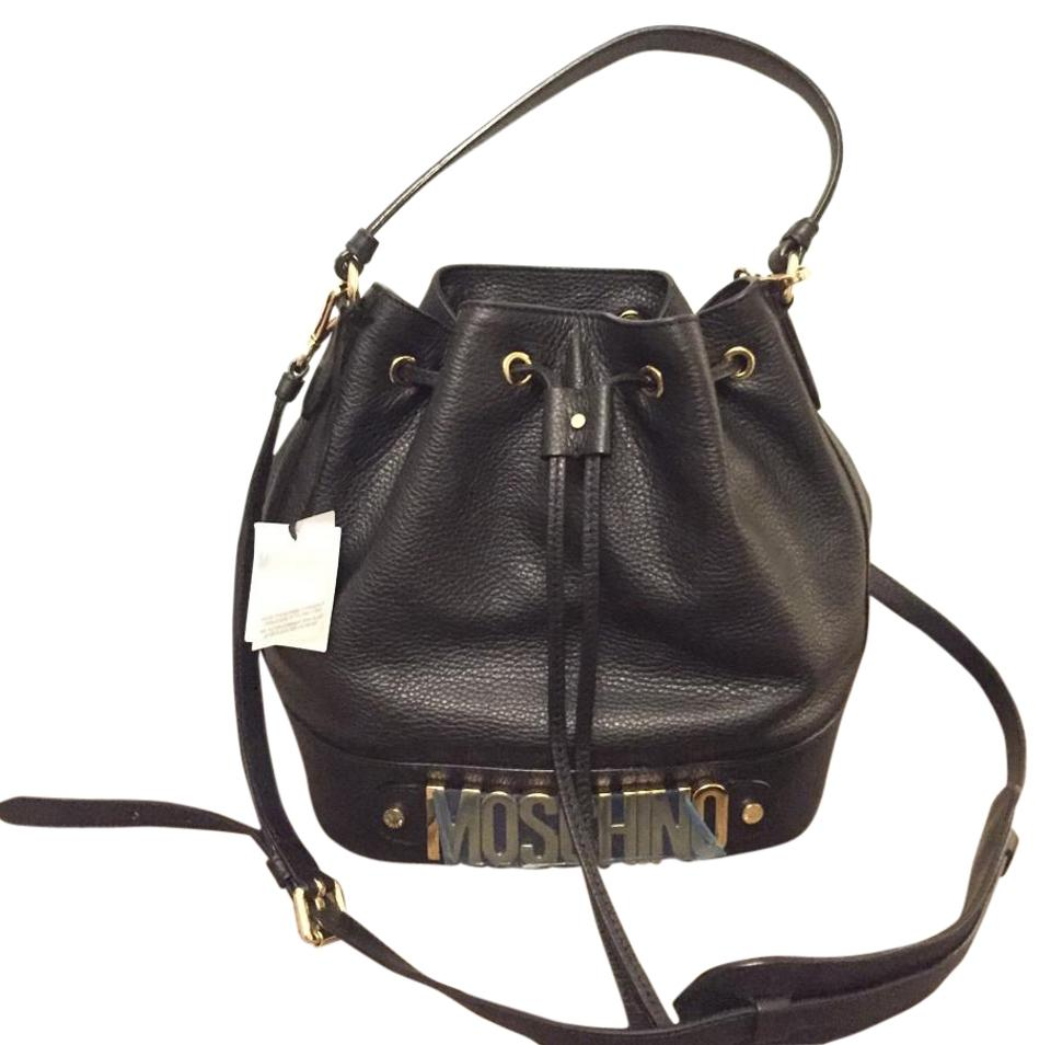 19d6af2dfd06b Moschino Bucketbag Moschinobucketbag Drawstringbag Shoulder Bag Image 0 ...