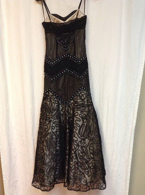 Sue Wong Gown Beaded Dress