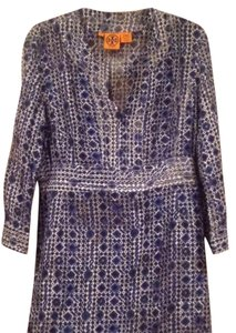Tory Burch Chic Silk Tunic