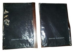 David Yurman 2 New David Yurman Jewelry Cleaning Cloths