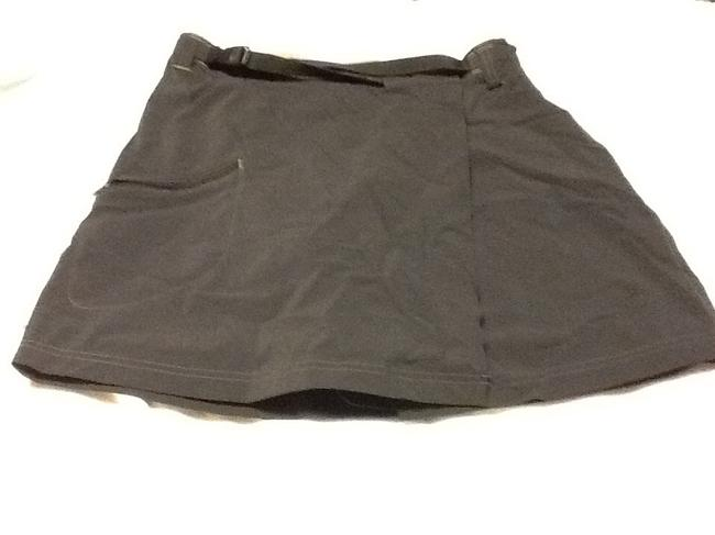 REI Bog 2 Free Upf 30 Belted Zippered Pocket Summer Comfortable Breathable Spandex Cool Skort Black