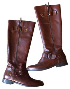 ALDO Riding Boot Boot Leather cognac Boots