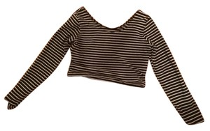 American Apparel Top Striped