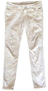 James Perse Skinny Pants White