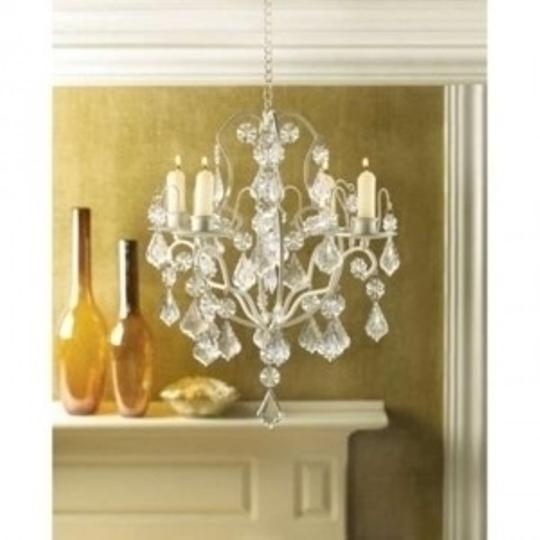 Preload https://item3.tradesy.com/images/ivory-lot-of-5-vintage-chandeliers-shabby-chic-wholesale-crystal-hanging-chandeliers-vintage-wholesa-154822-0-0.jpg?width=440&height=440