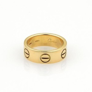 Cartier Cartier 18k Yellow Gold Size 45 Love Ring