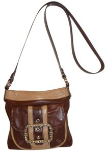 B. Makowsky Refurbished Cross Body Bag