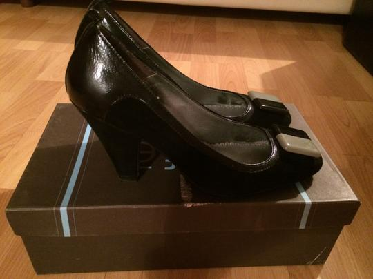 Rafe Black Pumps