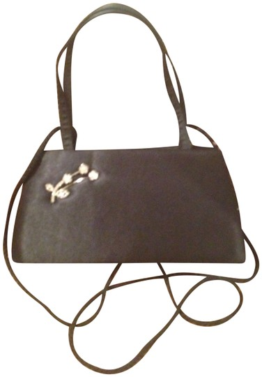 Black Satin Evening Bag Tote in Satiny Black Pristine Conditiio