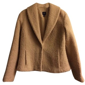 Eileen Fisher Wool Beige Jacket