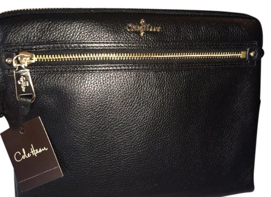Preload https://img-static.tradesy.com/item/1548471/cole-haan-black-makeup-pouch-new-tech-accessory-0-0-540-540.jpg