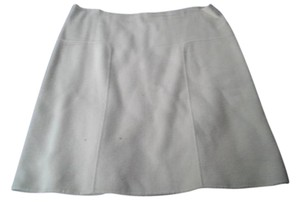 DKNY Mini Skirt beige
