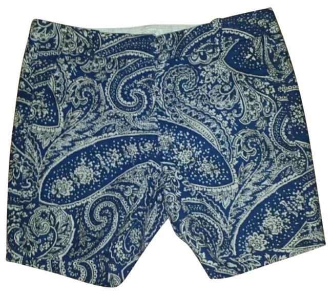 Item - Blue and White Shorts Size 2 (XS, 26)