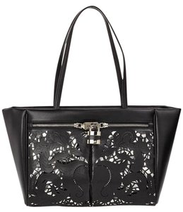 Roberto Cavalli New Collection Satchel in black