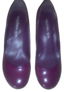 Madden Girl Purple Pumps