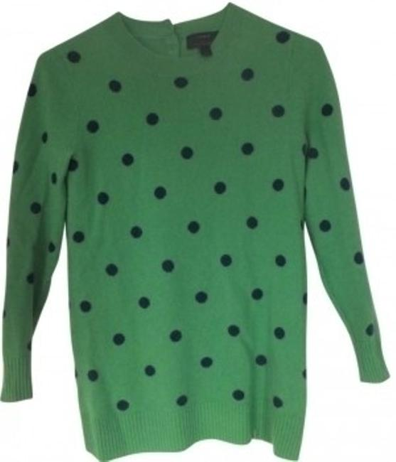 Preload https://item1.tradesy.com/images/jcrew-kelly-green-cashmere-sweaterpullover-size-0-xs-154855-0-0.jpg?width=400&height=650