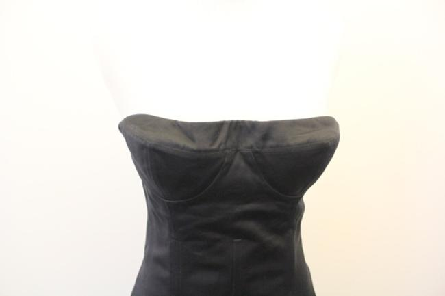 Gucci Bustier Sleeveless Sheath 38 Xs Dress